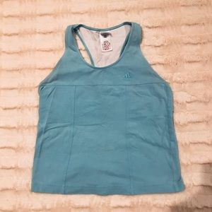 Adidas work our tank
